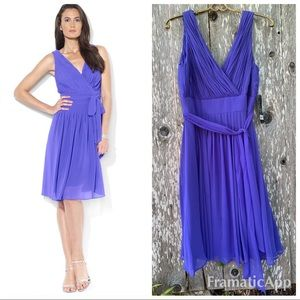 Lauren Ralph Lauren new purple ibis dress 🌹4